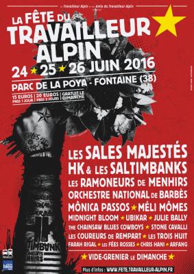 Fête du Travailleur Alpin 2016